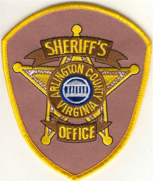 Arlington County Badge