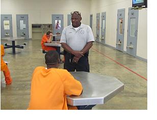 Partnerships Between Correctional Agencies and Community