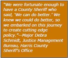 Major Debra Schmidt Quote